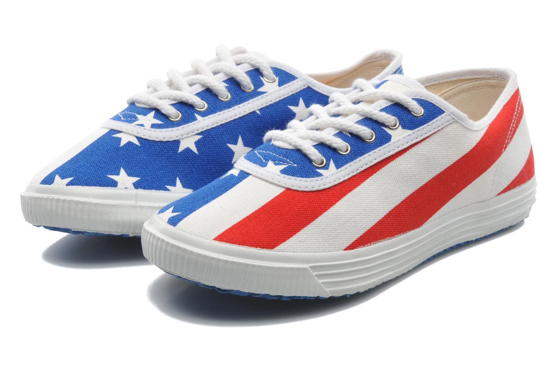 Sneaker Startas Pop America mehrfarbig 3 von 4 ansichten