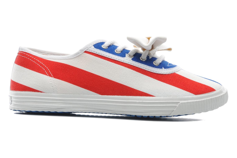 Sneaker Startas Pop America mehrfarbig ansicht von hinten