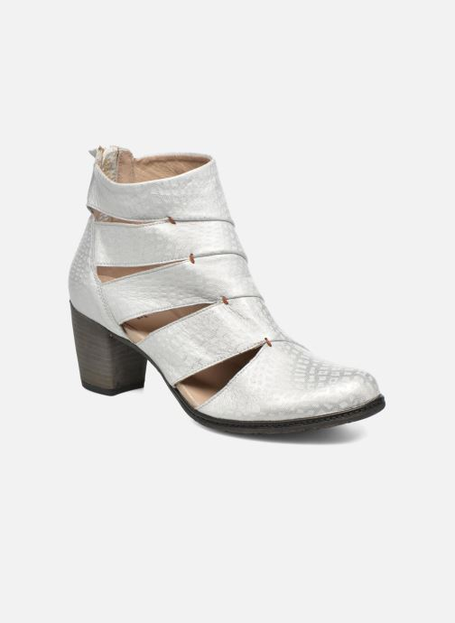 Ankle boots Dkode Vayle Silver detailed view/ Pair view