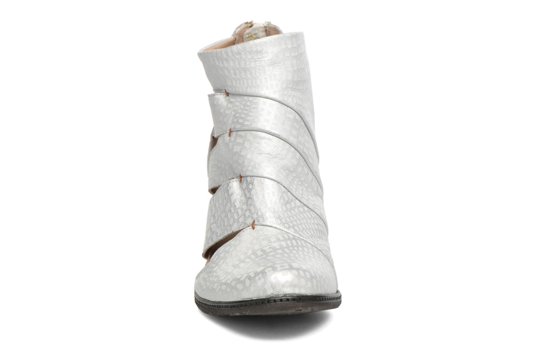 Ankelstøvler Dkode Vayle Sølv se skoene på