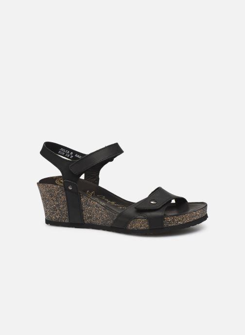 Sandales et nu-pieds Panama Jack Julia Noir vue derrière