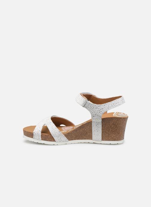 Sandalen Panama Jack Julia Wit voorkant
