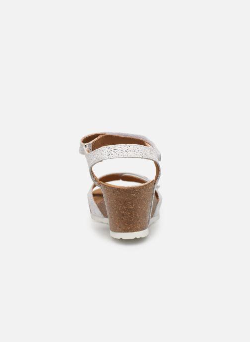 Sandalen Panama Jack Julia Wit rechts