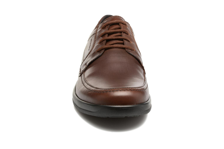 Chaussures à lacets Stonefly Season III 2 Marron vue portées chaussures