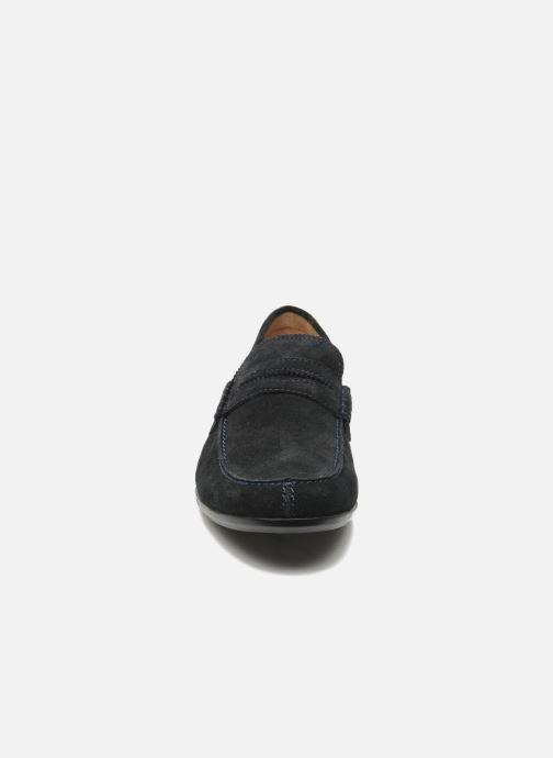 Mocassins Stonefly Summer II 2 Bleu vue portées chaussures