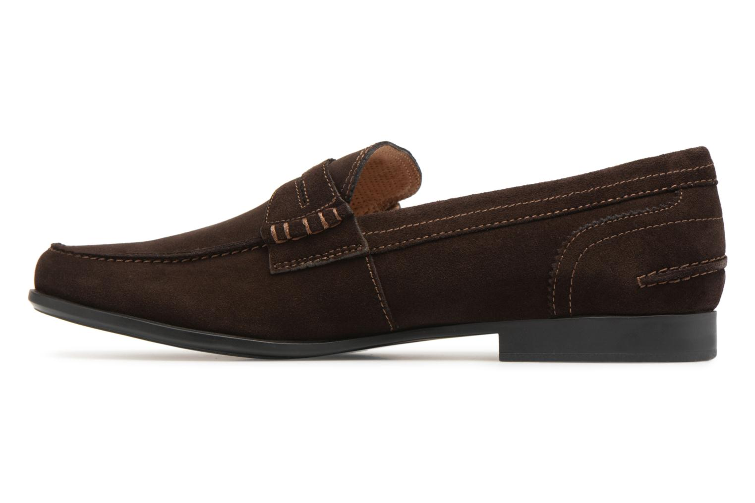 Loafers Stonefly Summer II 2 Brown model view