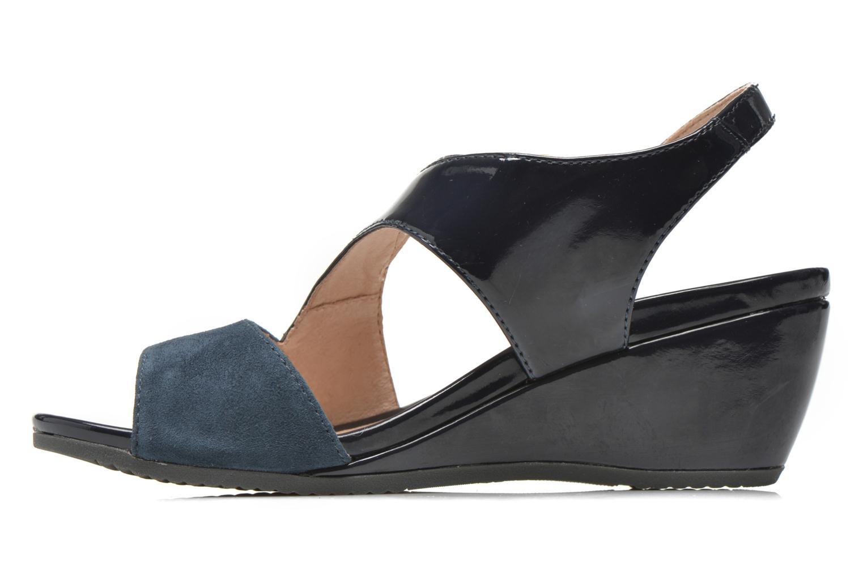 Sandales et nu-pieds Stonefly Sweet II 21 Bleu vue face