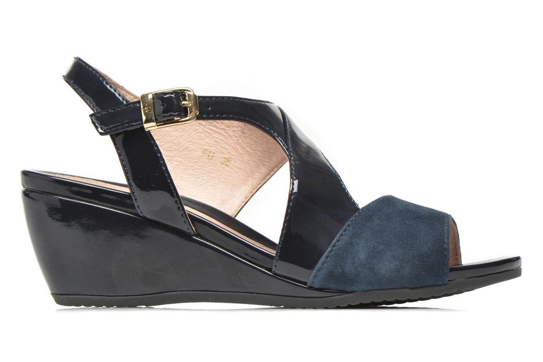Sandales et nu-pieds Stonefly Sweet II 21 Bleu vue derrière