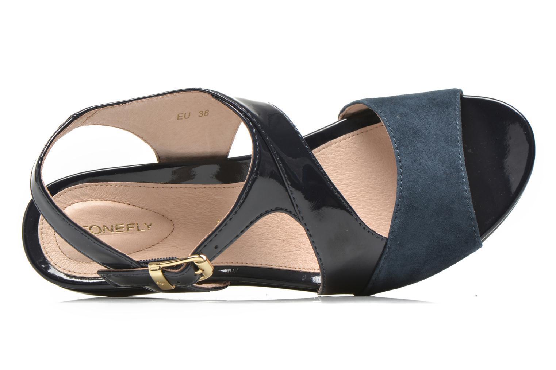 Sandales et nu-pieds Stonefly Sweet II 21 Bleu vue gauche