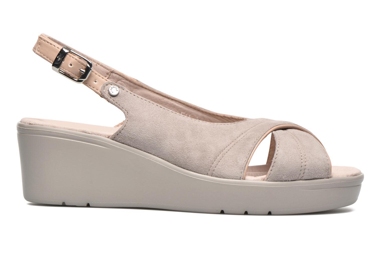 Sandales et nu-pieds Stonefly Tess 3 Beige vue derrière
