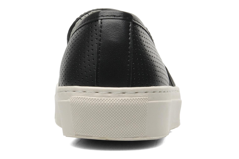 Baskets Bronx Cargo Noir vue droite