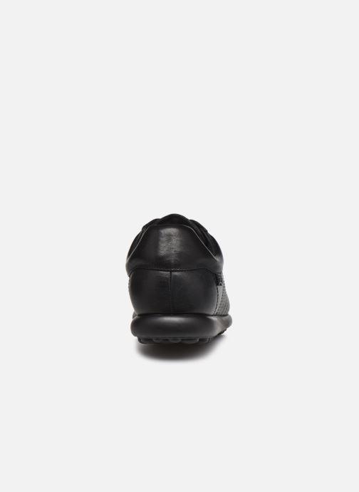 Sneaker Camper Pelotas Ariel schwarz ansicht von rechts
