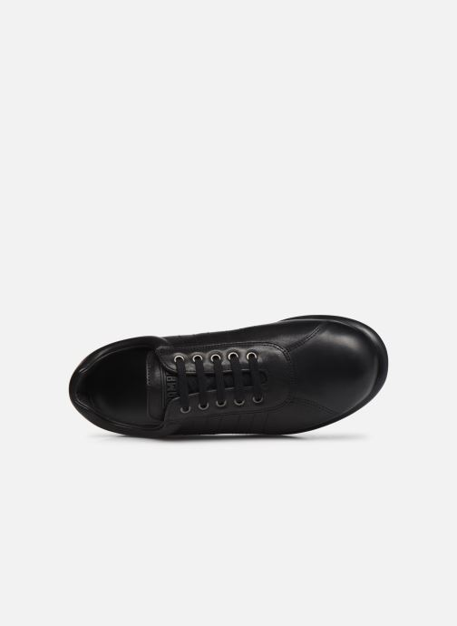 Sneaker Camper Pelotas Ariel schwarz ansicht von links