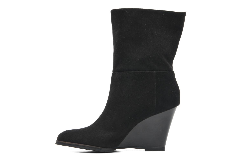 Bottines et boots L.K. Bennett Zia Noir vue face