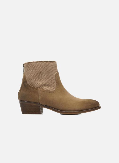 Bottines et boots Méliné Catch Marron vue derrière