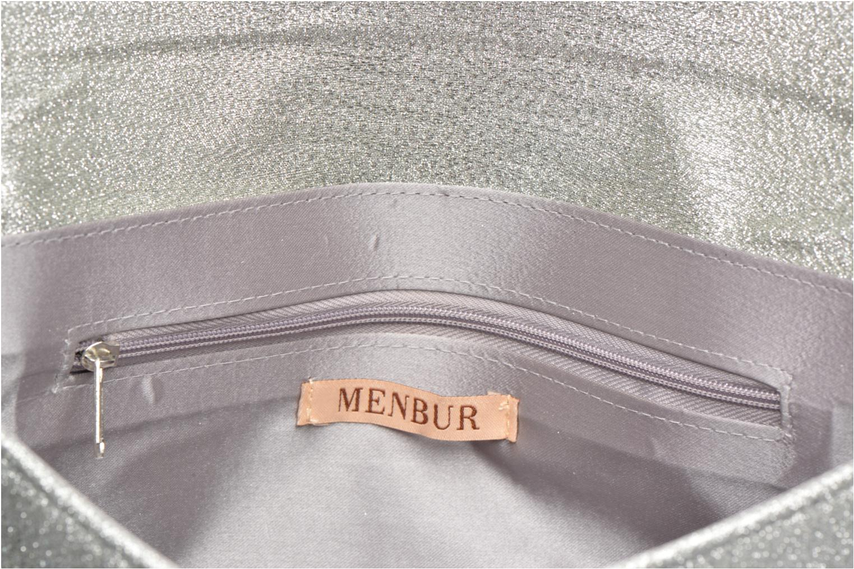 Mini Bags Menbur Gove silber ansicht von hinten