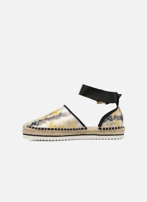 Sandales et nu-pieds Anaki Chica Multicolore vue face