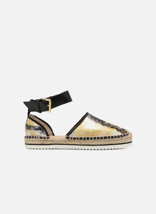 Sandales et nu-pieds Anaki Chica Multicolore vue derrière