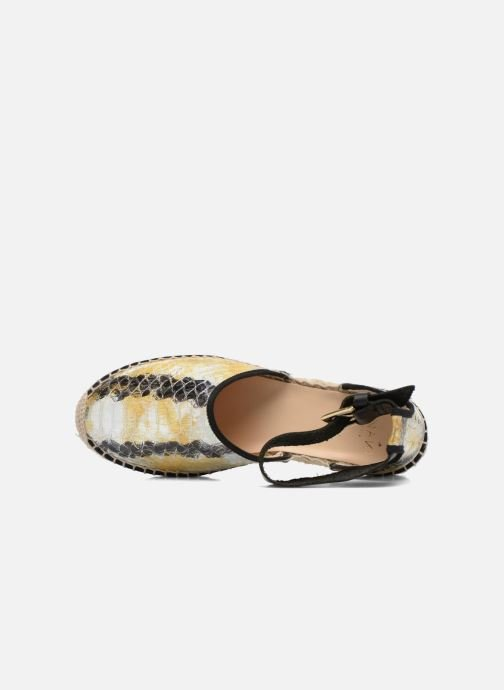 Sandales et nu-pieds Anaki Chica Multicolore vue gauche