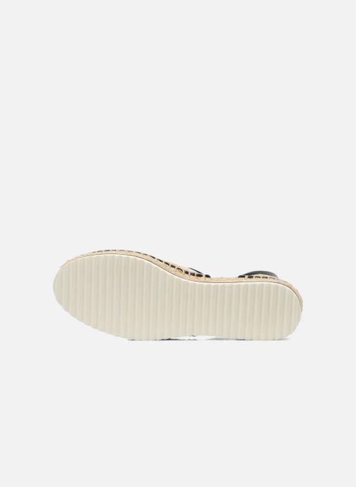 Sandales et nu-pieds Anaki Chica Multicolore vue haut