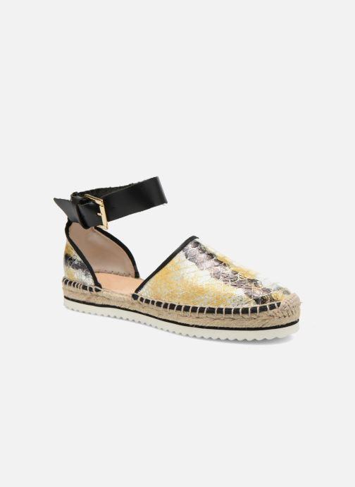 Sandales et nu-pieds Anaki Chica Multicolore vue détail/paire