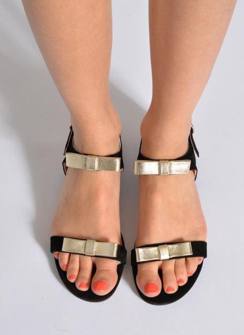 Sandales et nu-pieds Anaki Copa Multicolore vue bas / vue portée sac