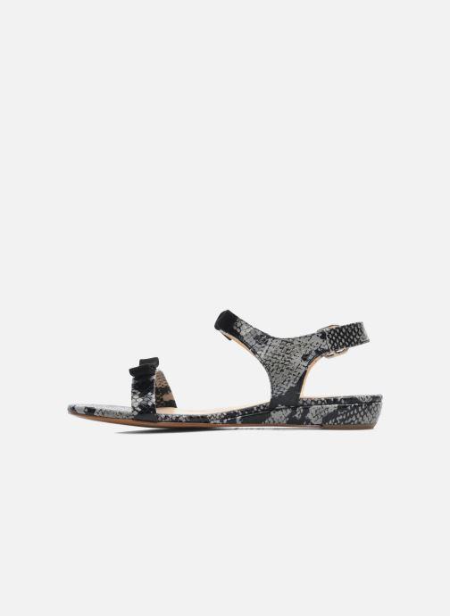 Sandales et nu-pieds Anaki Copa Multicolore vue face