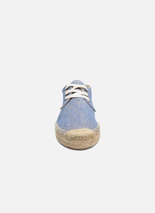 Lace-up shoes Anaki Sable Blue model view