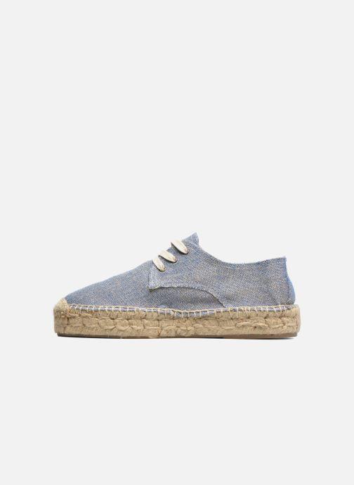 Lace-up shoes Anaki Sable Blue front view