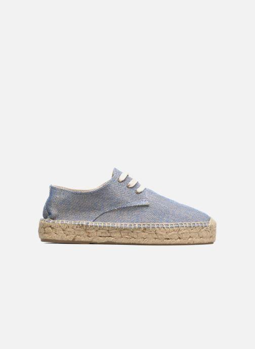 Lace-up shoes Anaki Sable Blue back view