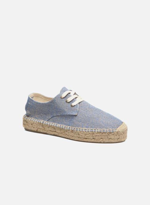 Anaki Sable (Bleu) - Chaussures à lacets chez