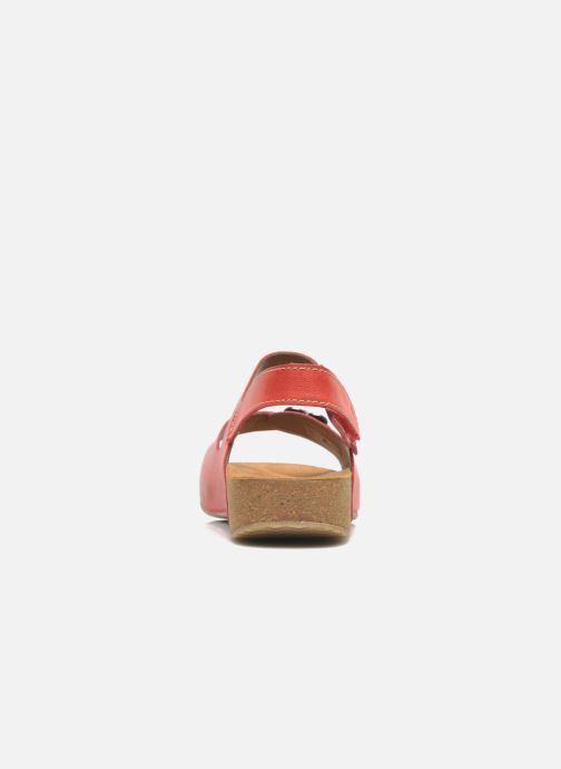 Sandals Josef Seibel Tonga 17 Red view from the right