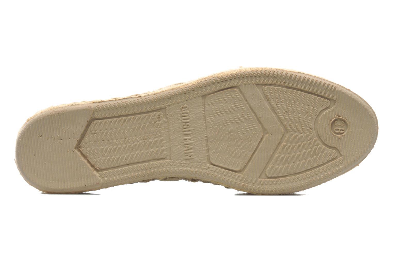 Chaussures à lacets Pare Gabia Ictum Toile Multicolore vue haut