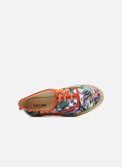 Veterschoenen Pare Gabia Lotus toile Multicolor links