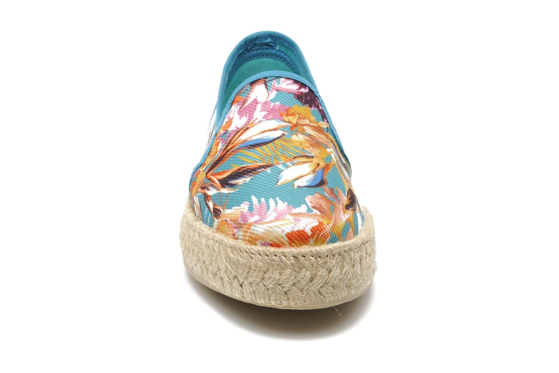 Espadrilles Pare Gabia Lagon Multicolore vue portées chaussures