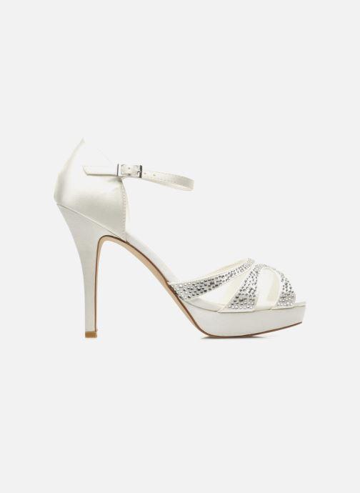 Sandales et nu-pieds Menbur Aster Blanc vue derrière