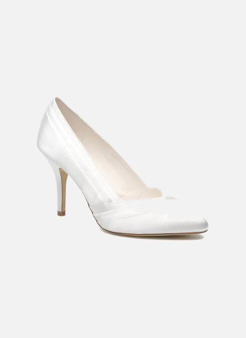 Zapatos de tacón Menbur Mare Blanco vista de detalle / par