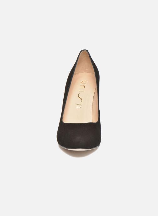 Escarpins Unisa Patric Noir vue portées chaussures