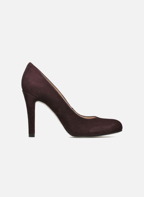 Zapatos de tacón Unisa Patric Vino vistra trasera