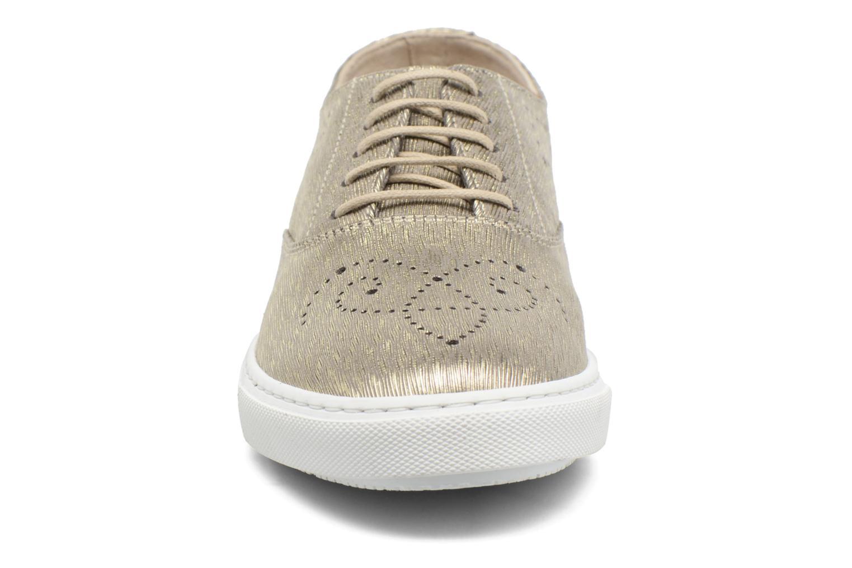 Chaussures à lacets Fratelli Rossetti Lou Or et bronze vue portées chaussures