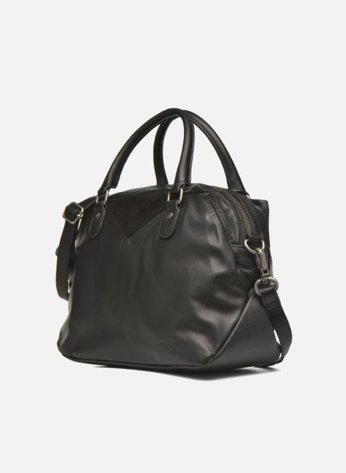 Handtaschen Nat & Nin Heleen schwarz schuhe getragen