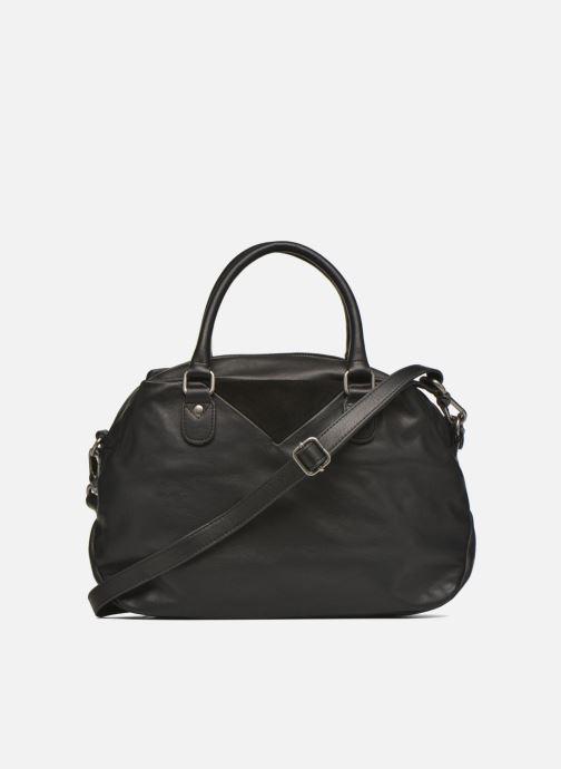 Handtaschen Nat & Nin Heleen schwarz ansicht von vorne