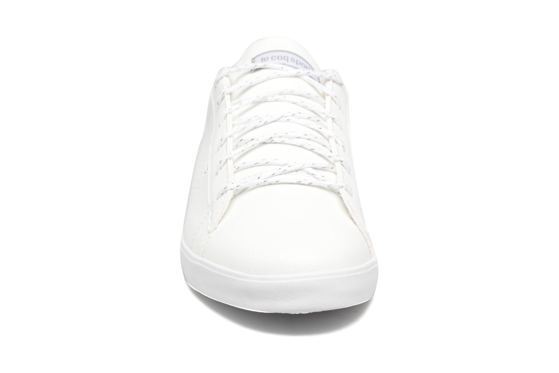 Baskets Le Coq Sportif Agate LO S Blanc vue portées chaussures