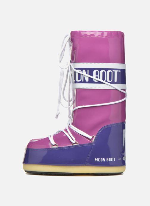 Zapatillas de deporte Moon Boot Vinil E Violeta      vista de frente