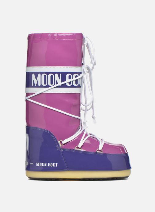 Chaussures de sport Moon Boot Vinil E Violet vue derrière