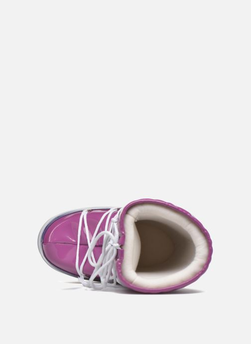 Zapatillas de deporte Moon Boot Vinil E Violeta      vista lateral izquierda