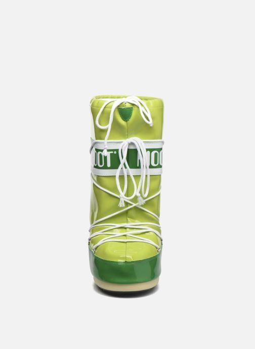 Zapatillas de deporte Moon Boot Vinil E Verde vista del modelo