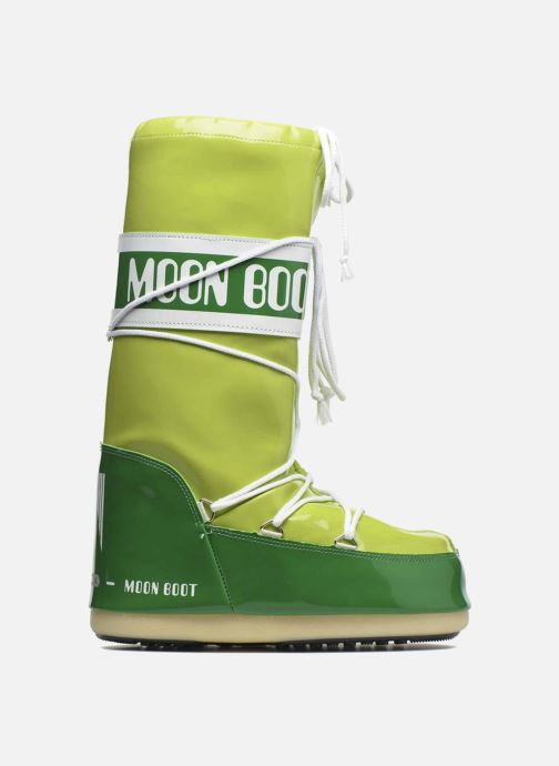 Chaussures de sport Moon Boot Vinil E Vert vue derrière