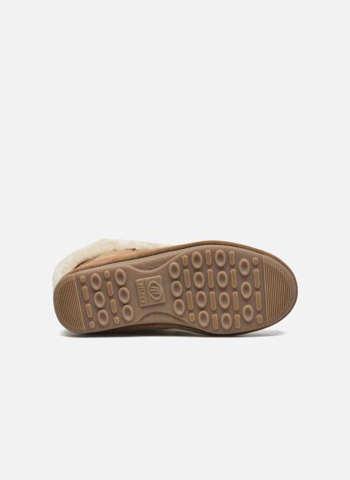 Moon Boot Vagabond High (braun) Stiefeletten & Boots bei