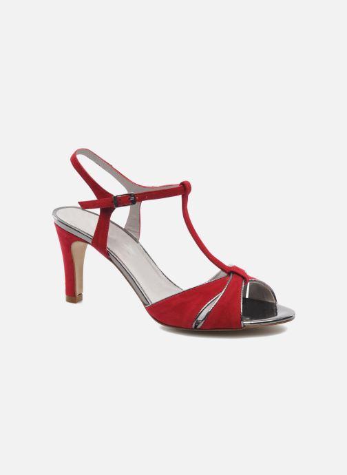 more photos f903a 57fab Perlato Parvine (Rosso) - Sandali e scarpe aperte chez ...